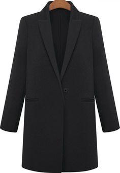 Чёрное+шерстяное+пальто+3462
