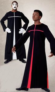 a0cc4baccfb5a 22 Best Mime Robes images in 2019 | Robes, Dance wear, Mime dance