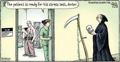 who said nurses had a good sense of humour?