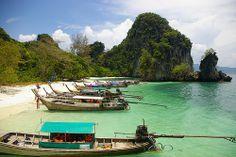 Koh Hong, Krabi - Thailand