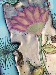 PaperArtsy: 2015 #2 Shiny Clay {by Lin Brown, PA Signature Designer}