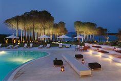 Hotel La Coluccia. Santa Teresa Gallura, Italy