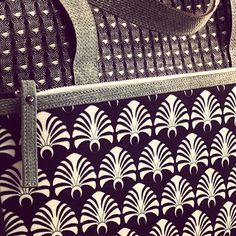 """#bashioma #bag #handbag #mode #moda #ss15 #summercollection #summer #beachbag #pattern #jean #pattern #designerbag #designer #chic #retro #modernvintage"" Photo taken by @bashioma on Instagram, pinned via the InstaPin iOS App! http://www.instapinapp.com (04/27/2015)"