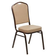 A Line Furniture Jaca Tan Upholstered Stack Dining Chairs Jaca Tan Upholstered Stack Dining Chairs Set of 2