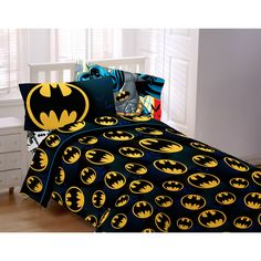 Have to have it. Batman from the Rooftop Sheet Set - $36.99 @hayneedle