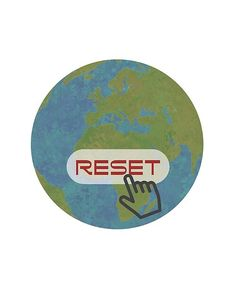 Now is the time to click reset. Share your love for planet earth, inspire others. Inspire Others, Planet Earth, Planets, My Design, Board, Inspiration, Biblical Inspiration, Sign, Planks