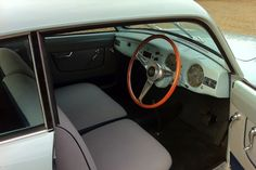 1955 Lancia Aurelia B20 GT For Sale Interior