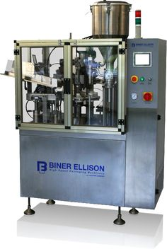 Sealing machines are used for filling or sealing of plastic or metal tubes for pharmaceutical, cosmetic, food or chemical industries. These machines are fully automatic that control the entire process.