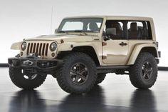 Jeep Wrangler e Grand Cherokee: versões especiais | Best Cars