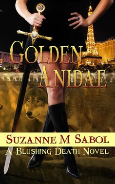 4 1/2 Stars ~ Paranormal/Urban Fantasy ~ Read the review at http://indtale.com/reviews/paranormal-urban-fantasy/golden-anidae-blushing-death-4