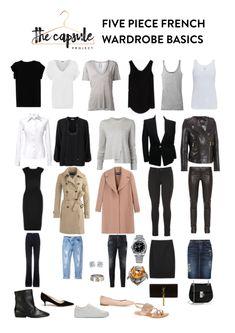 French capsule wardrobe