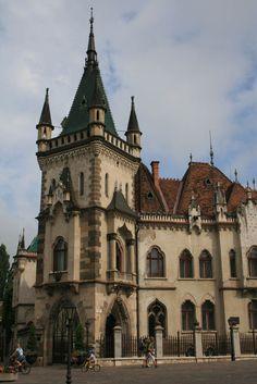 Košice, Jakabov palác