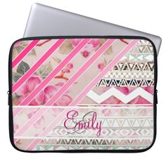 >>>Low Price          Monogram Girly Pink Stripes Floral Aztec Pattern Laptop Computer Sleeves           Monogram Girly Pink Stripes Floral Aztec Pattern Laptop Computer Sleeves We provide you all shopping site and all informations in our go to store link. You will see low prices onHow to    ...Cleck Hot Deals >>> http://www.zazzle.com/monogram_girly_pink_stripes_floral_aztec_pattern_laptop_sleeve-124105812366874761?rf=238627982471231924&zbar=1&tc=terrest