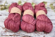 Langdale Superwash Aran in Faded Bloom (Lot 120917)