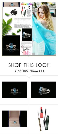 """""""KOD &KaiDeRing& 18"""" by munja92 ❤ liked on Polyvore featuring Clinique"""