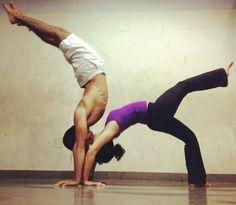 Capoeira kiss