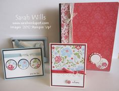 Stampin Up, Card, Everyday Enchantment DSP