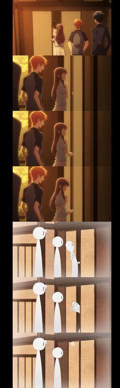 Fruits Basket Quotes, Fruits Basket Anime, Anime Family, I Love Anime, Seventeen, Anime Art, Naruto, Cartoons, Fandoms