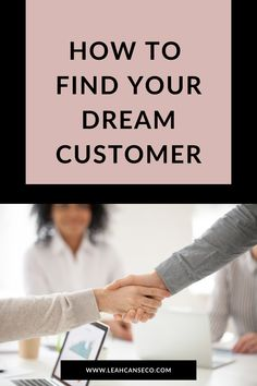 Every business have their idea of their 'dream customer'. It is not easy to find yours I bet. Generating leads is a challenge by itself all the more your dream customers. Advertise Your Business, Business Money, Business Goals, Business Ideas, Online Business, Sales Motivation, Creating Passive Income, Online Marketing Strategies, Work From Home Tips