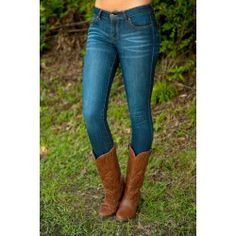 Not Narrow Minded Skinny Jeans - $39.00