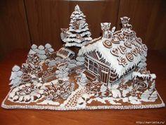 Рождественские фантазии с пряниками (5) (700x525, 304Kb)