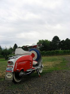 Another nice classic Scooter