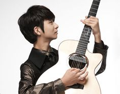 Sungha Jung Guitar History