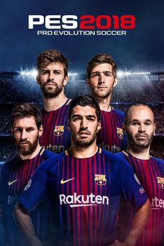 PRO EVOLUTION SOCCER 2018 A special edition version dedicated to FC Barcelona and PES fans! Get exclusive content for myClub associated with the club! Pro Evolution Soccer, Xbox One, Fifa 21, Playstation, Ios, Game Resources, Game Update, Call Of Duty Black, Android Apk