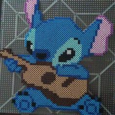 Stitch perler beads by missie_marieb Mais