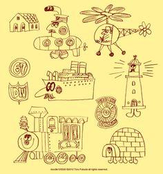 illustrated by Toru Fukuda