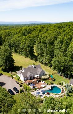 Luxury Hudson Valley Home with a Pool and Organic Garden for Sale - Rock Tavern, NY - Almax Realty Cooking Show Hosts, Shiplap Paneling, Energy Star Appliances, Glass French Doors, Led Light Fixtures, Summer Paradise, Jacuzzi Tub, Functional Kitchen, Open Concept Kitchen