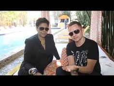 Check the StoneBridge & Crystal Waters Miami WMC 2014 Interview on #YouTube revealing how Gypsy Woman was written and how Robin S 'Show Me Love' came about #stonebridge #crystalwaters #bekind #miami #wmc2014 #interviews #stoneyboymusic