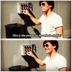 This is why I love Louis:)