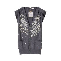 BEADED CARDIGAN (£380) ❤ liked on Polyvore featuring tops, cardigans, outerwear, shirts, women, beaded top, beaded cardigan, cardigan shirt, cardigan top and beaded shirts