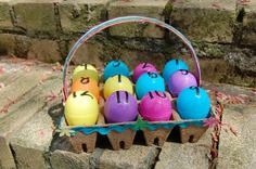 Easter countdown for kids!