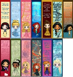 Harry Potter Chibi Bookmarks Severus Snape Ron by IcyPanther