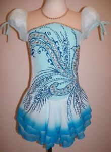 Ice Skating Dress Shop | Made to measure-Ice figure Skating/Skate dress/Dance costume/Twirling ...