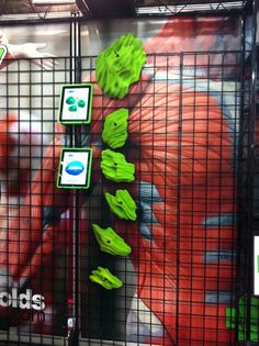 climbing holds at Outdoor Retail 2011