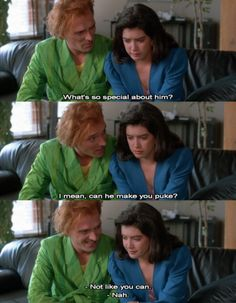 Drop Dead Fred- I haven't seen this movie in years, but it was one of my favorites when I was a kiddo.