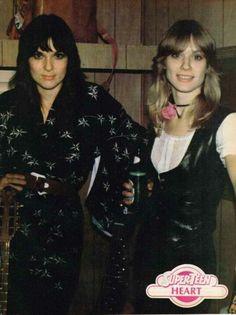 Ann & Nancy Wilson