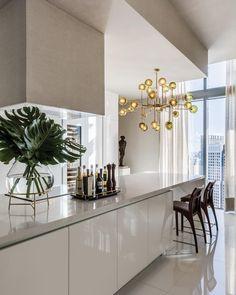 Modern Kitchen Interior 40 Modern Interior To Not Miss Today Kitchen Room Design, Modern Kitchen Design, Home Decor Kitchen, Modern Interior Design, Interior Design Kitchen, Home Decor Bedroom, Home Design, Home Kitchens, Modern Decor