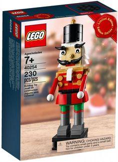 LEGO 40254 Nutcracker - Christmas Holiday 2017 Promo set Brand New Sealed Shop Lego, Buy Lego, Lego Store, Lego Gingerbread House, Nutcracker Christmas Decorations, Modele Lego, Best Lego Sets, Lego Christmas, Christmas Holiday