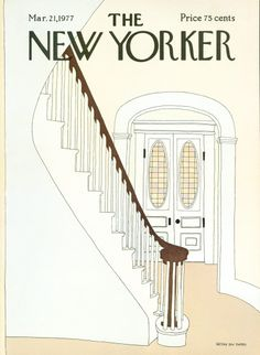 size: Premium Giclee Print: The New Yorker Cover - March 1977 by Gretchen Dow Simpson : The New Yorker, New Yorker Covers, Magazine Art, Magazine Covers, Art For Sale, Cover Art, Giclee Print, Poster Prints, Posters