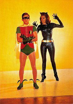 Burt Ward, Lee Meriwether, Batman by Truus, Bob & Jan too!, via Flickr