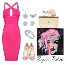 """rycci putou new update"" by hana-athiyan ❤ liked on Polyvore featuring iCanvas, Posh Girl, Semilla, Alexander McQueen, Cartier, Bloomingdale's, women's clothing, women's fashion, women and female"