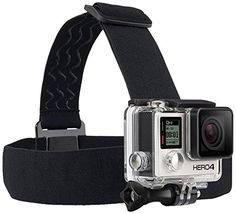 GoPro headstrap mount + quick clip. Top 10 Best Go Pro Mounts In 2015 Reviews