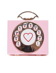 Call Me Phone Clutch #bag #purse #clutch