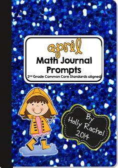 This fantastic pack of Common Core aligned April journal prompts is perfect for the month of April. The prompts are themed around spring and weather. Included are 28 prompts - one for each Second Grade Common Core Standard.