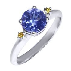 Value of 1.00 Ct Tanzanite & Canary Diamond .925 Silver Ring 6MM (B004PBMG02)   List Price: $280.00 Price: $129.99 Saved Price: $150.01 Category: Diamond Bands Brand: Gem Stone King Rating: 3.8            Match your product in Amazon.com:   : http://under500bucks.info/best/diamond-bands/order-best-1-00-ct-tanzanite-canary-diamond-925-silver-ring-6mm-within-500-dollars.html