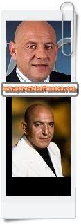 Parecidos con famosos: Kiko Matamoros con Telly Savalas